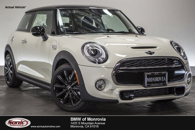 2016 MINI Cooper Hardtop S  V4 20 L Automatic 0 miles  Turbocharged  Front Wheel Drive  Pow
