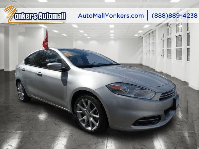 2013 Dodge Dart Rallye Bright Silver MetallicDiesel Gray V4 20L Automatic 34358 miles  6-SPEE