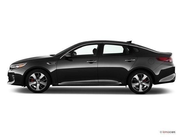 2016 Kia Optima LX Ebony Black V4 24 L Automatic 15 miles Front Wheel Dri