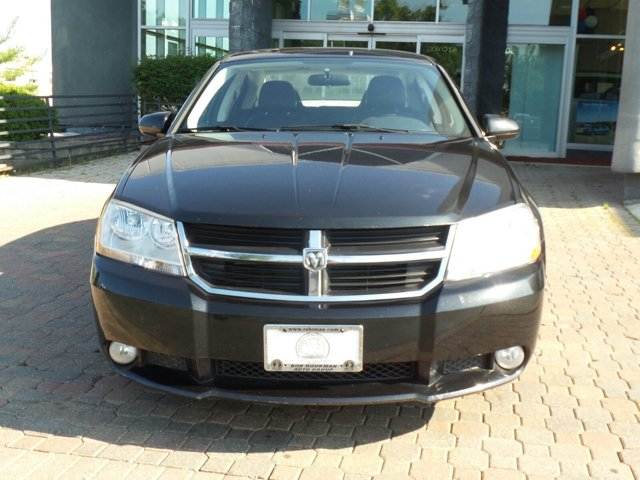 2010 Dodge Avenger RT Brilliant Black Crystal PearlDark Slate Gray V4 24L Automatic 121973 mi