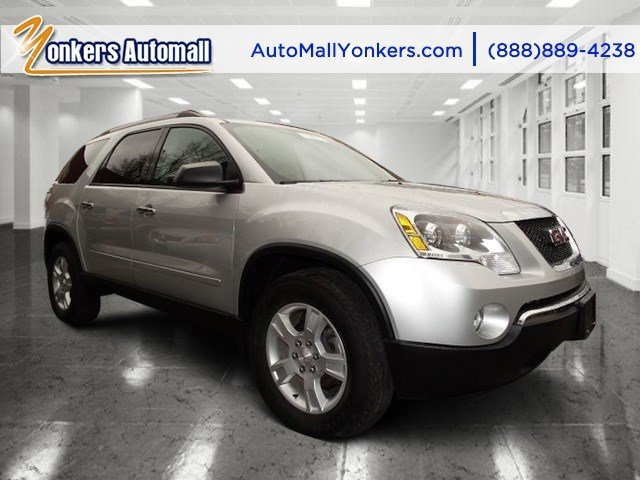 2012 GMC Acadia SL Cyber Gray MetallicEbony V6 36L Automatic 48959 miles 1 owner clean carfa