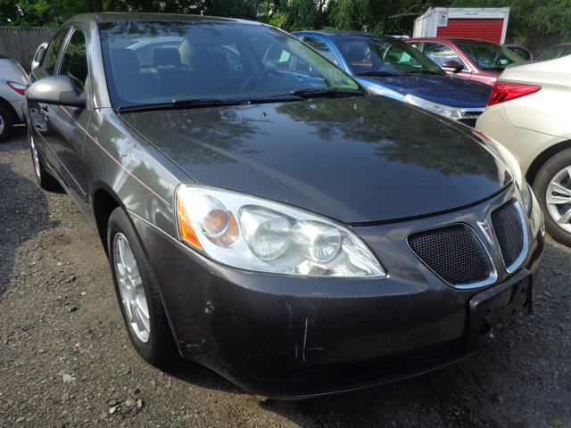 2006 Pontiac G6 6-Cyl Granite MetallicEbony V6 35L Automatic 113789 miles  Front Wheel Drive