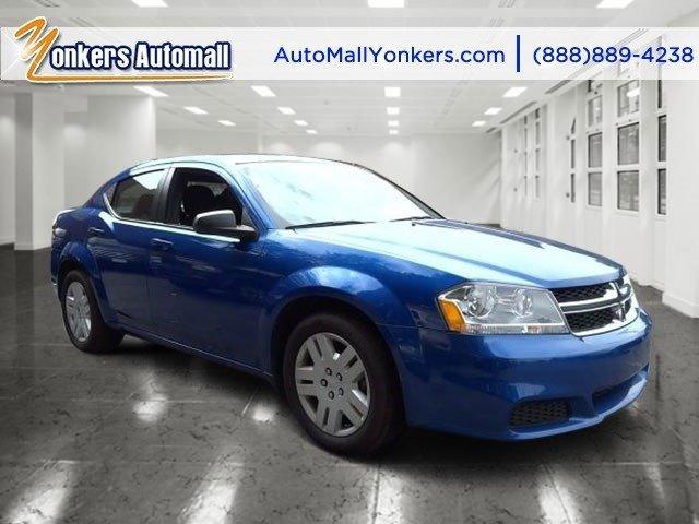 2013 Dodge Avenger SE V6 Blue Streak PearlBlack Interior V6 36L Automatic 33440 miles V6 engi