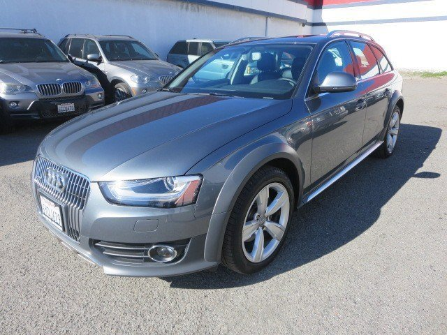 2013 Audi allroad Premium Plus Monsoon Gray MetallicBlack V4 20L Automatic 31860 miles Factory