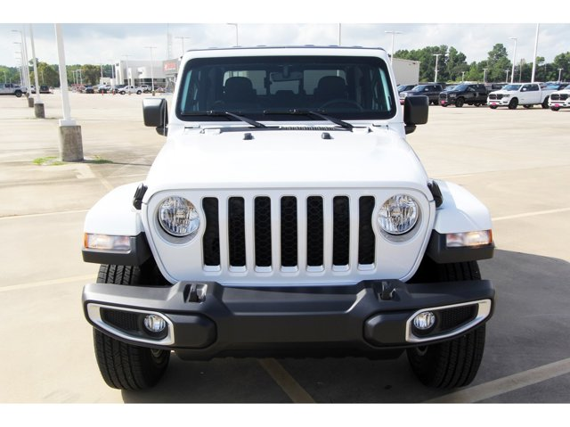 2020 Jeep Gladiator Overland Bright White ClearcoatBlack V6 36 L Automatic