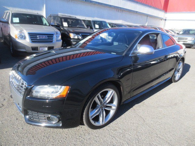 2008 Audi S5 Brilliant BlackBlack V8 42L Manual 60122 miles HERE IS THE 2008 AUDI S5 QUATTRO C