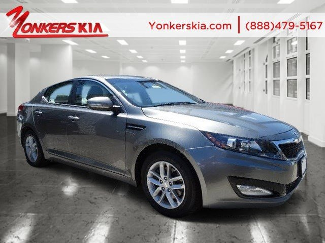 2013 Kia Optima LX Metal Bronze Pearl MetallicGray V4 24L Automatic 28935 miles 1 owner clea