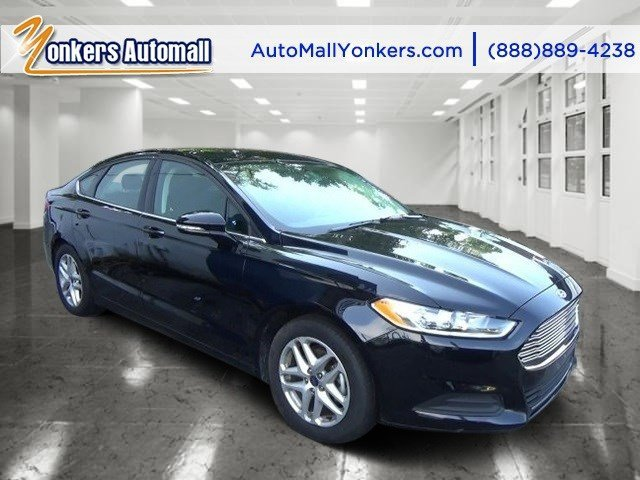 2016 Ford Fusion SE Shadow BlackCharcoal Black V4 25 L Automatic 22827 miles 1 owner clean c