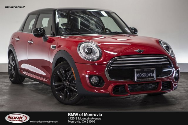 2015 MINI Cooper Hardtop 4 Door 4dr HB  V3 15 L Automatic 0 miles  Turbocharged  Front Wheel