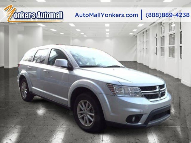 2013 Dodge Journey SXT Bright Silver MetallicBlackTan V6 36L Automatic 38703 miles 1 owner c