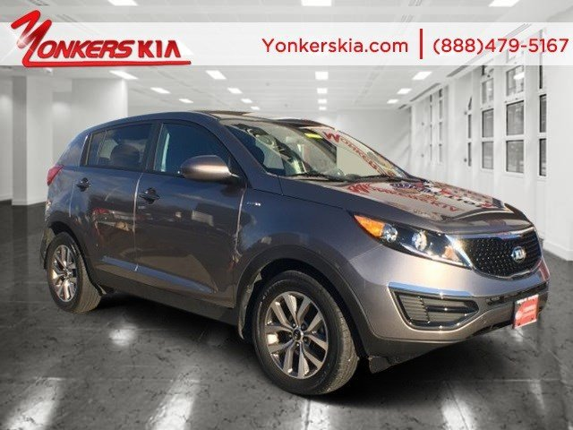 2014 Kia Sportage LX Mineral SilverBlack V4 24 L Automatic 17514 miles AWD MINT condition