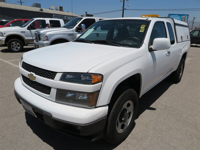2010 Chevrolet Colorado Work Truck Summit White V4 29L  98079 miles Choose from our wide rang
