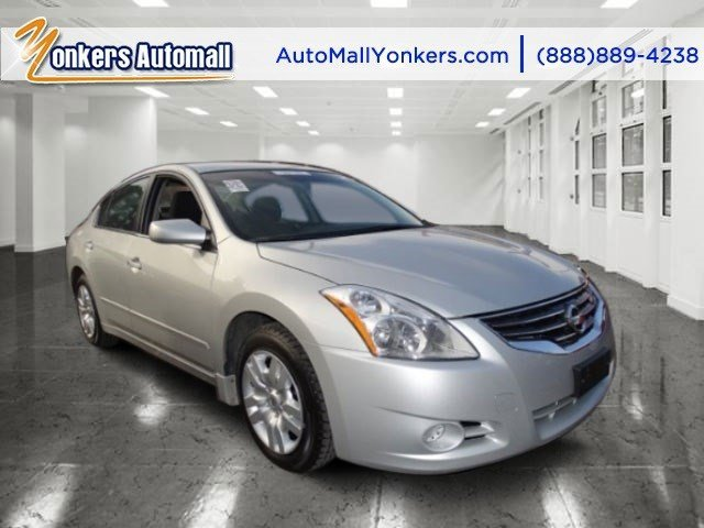 2012 Nissan Altima 25 S Brilliant Silver MetallicCharcoal V4 25L Automatic 46193 miles  Keyle