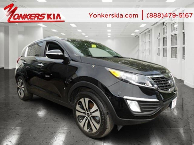 2012 Kia Sportage EX BlackAlpine Gray V4 24L Automatic 30572 miles Clean carfax 2012 KIA Sp