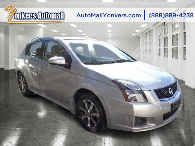 2012 Nissan Sentra 20 S Brilliant SilverCharcoal V4 20L Automatic 49193 miles 1 owner clean