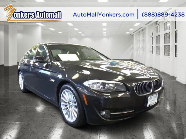 2013 BMW 5 Series 535i xDrive Space Gray MetallicCohiba BrownBlack V6 30L Automatic 40072 mil