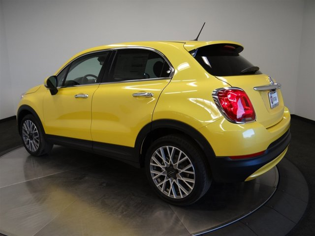 2017 FIAT 500X Lounge Giallo Tristrato Tri-Coat YellowAlx9 V4 24 L Automatic 0 miles Buy it