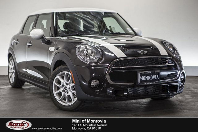2015 MINI Cooper Hardtop 4 Door S Iced Chocolate MetallicCarbon Black V4 20 L Automatic 0 mile