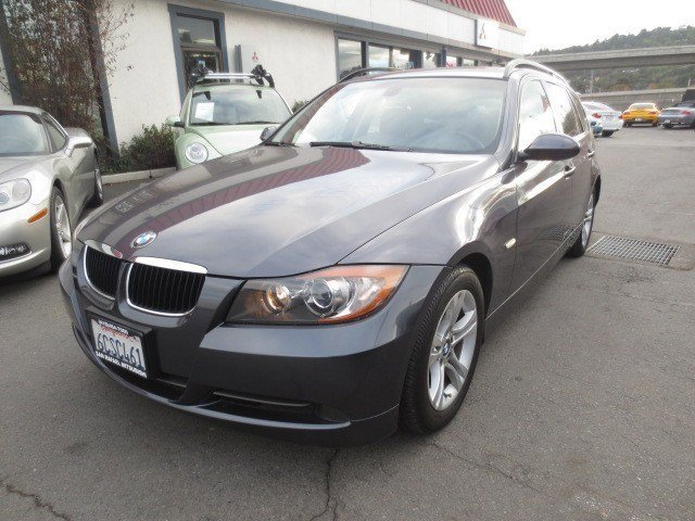 2008 BMW 3 Series 328i Wagon Sparkling Graphite MetallicBlack V6 30L Automatic 48965 miles LOW