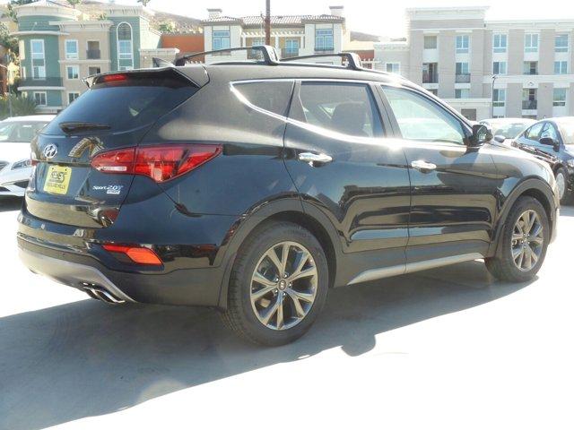2017 Hyundai Santa Fe Sport 20T Ultimate Twilight BlackGray V4 20 L Automatic 12 miles Keyes