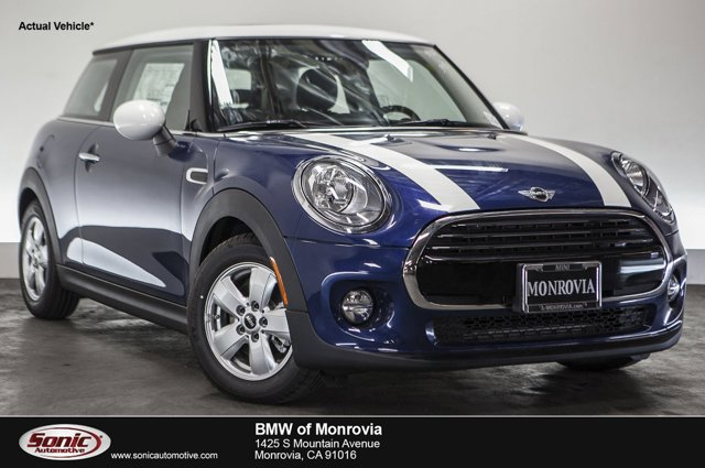 2016 MINI Cooper Hardtop 2dr HB  V3 15 L Automatic 0 miles  Turbocharged  Front Wheel Drive