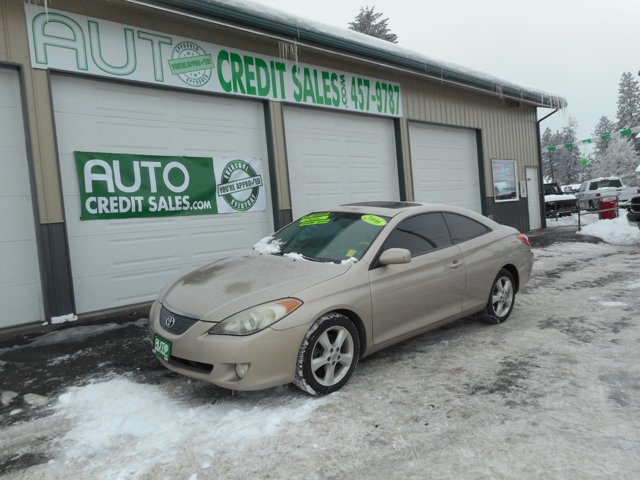2006 Toyota Camry Solara SLE GOLD V6 33L Automatic 148220 miles Check out this 2006 Toyota Ca