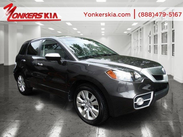 2010 Acura RDX Polished Metal MetallicTaupe V4 23L Automatic 56993 miles 2010 Acura RDX with