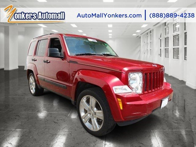 2011 Jeep Liberty Sport Deep Cherry Red Crystal PearlDark Slate Gray Interior V6 37L Automatic