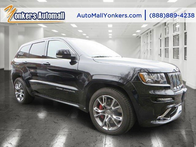 2012 Jeep Grand Cherokee SRT8 wNavigation  V8 64L Automatic 780 miles 1 Owner clean carfax
