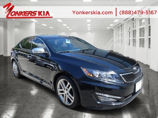 2013 Kia Optima SX wLimited Pkg Ebony BlackBlack V4 20L Automatic 28721 miles 1 owner clean