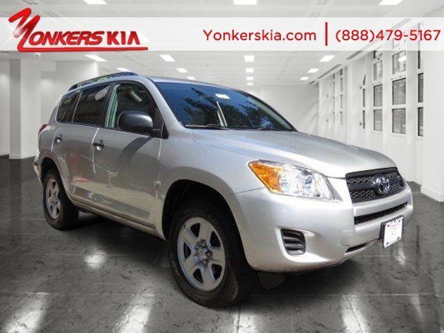 2012 Toyota RAV4 Classic Silver MetallicAsh V4 25L Automatic 43560 miles 3rd row seats 4WD