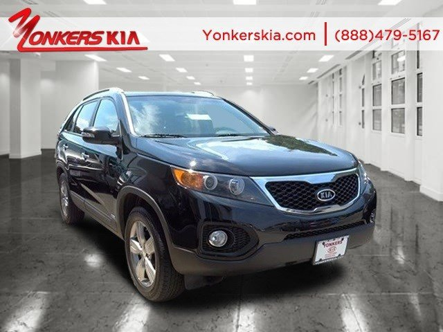 2013 Kia Sorento EX Ebony BlackBlack V4 24L Automatic 27667 miles Yonkers Kia is the largest