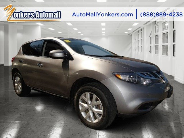 2012 Nissan Murano S Platinum Graphite MetallicBlack V6 35L Automatic 45167 miles 1 owner cl
