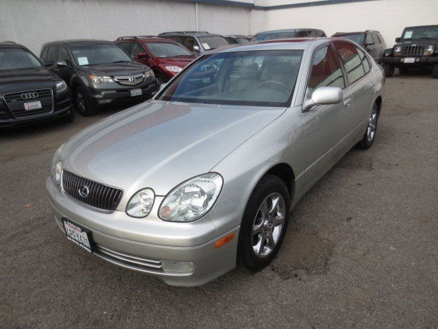 2001 Lexus GS 300 MIllenium Silver MetallicLight Charcoal V6 30L Automatic 98481 miles BAY ARE