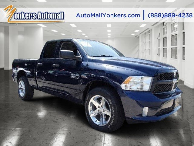 2013 Ram 1500 Tradesman True Blue PearlBlackDiesel Gray Interior V8 57L Automatic 17779 miles