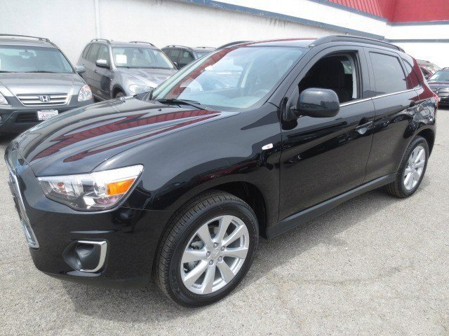 2013 Mitsubishi Outlander Sport SE Labrador BlackBlack V4 20L Automatic 1 miles 2013 Mitsubish