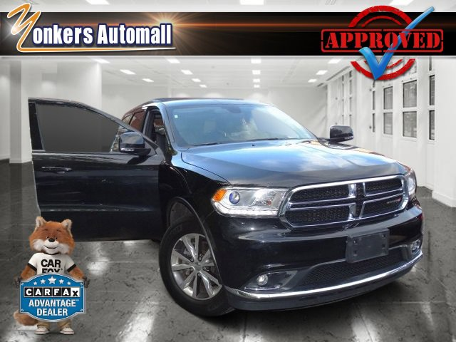 2016 Dodge Durango Limited BlackBlack V6 36 L Automatic 26262 miles Navigation Rearview Came