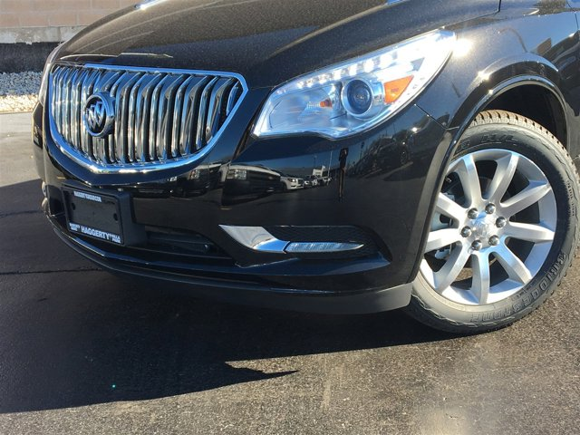 2017 Buick Enclave Premium Ebony Twilight Metallic V6 36L Automatic 6020 miles Buick began it