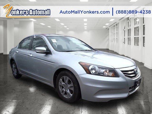 2012 Honda Accord Sdn LX Premium Polished Metal MetallicBlack V4 24L Automatic 31649 miles 1 o