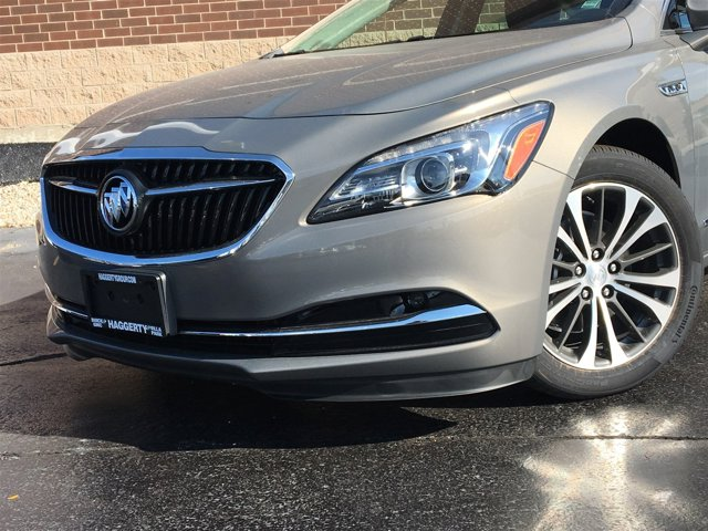 2017 Buick LaCrosse Essence Pepperdust Metallic V6 36L Automatic 3048 miles Introducing the a