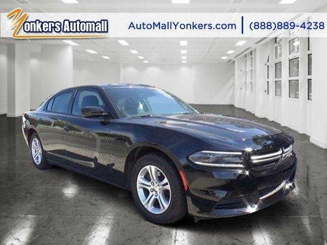 2015 Dodge Charger SE Phantom Black Tri-Coat PearlBlack V6 36 L Automatic 35657 miles Grand a