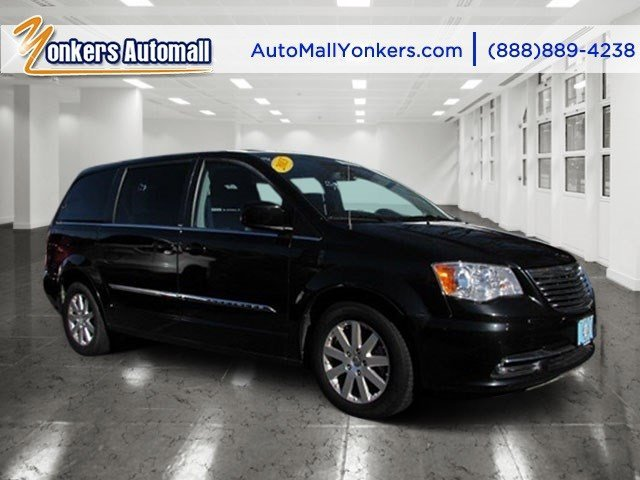 2013 Chrysler Town  Country Touring BlackBlackLight Graystone Interior V6 36L Automatic 49841