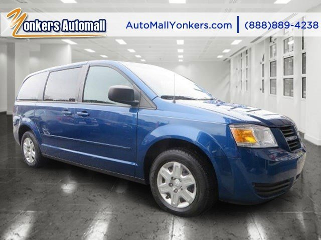 2010 Dodge Grand Caravan SE Deep Water Blue PearlDark SlateLight Shale V6 33L Automatic 52299