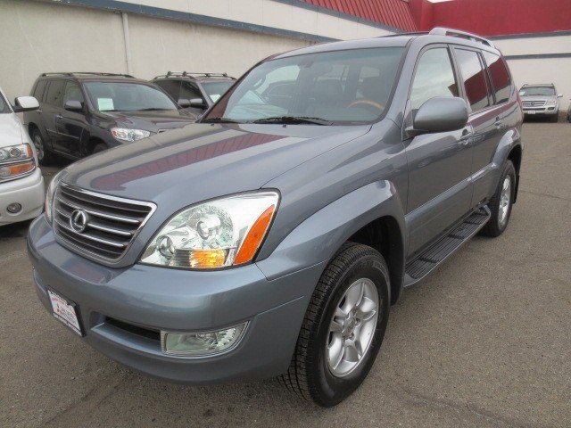 2005 Lexus GX 470 Ash BlueGray V8 47L Automatic 91648 miles New Arrival LOW MILES GREAT FAMI