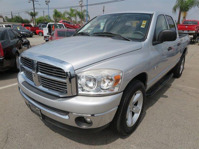 2008 Dodge Ram 1500 SLT Bright Silver MetallicSilver V8 47L Automatic 110229 miles Choose fro