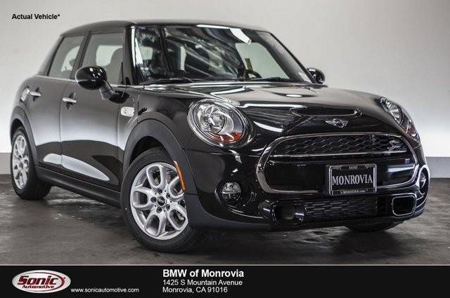 2016 MINI Cooper Hardtop 4 Door S Midnight Black MetallicCarbon Black V4 20 L Automatic 0 mile