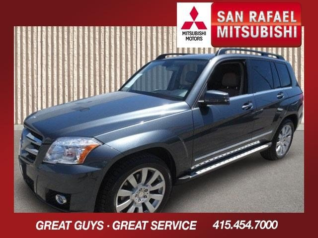 2010 Mercedes GLK-Class GLK350 4MATIC Steel Gray MetallicAlmond V6 35L Automatic 43779 miles W