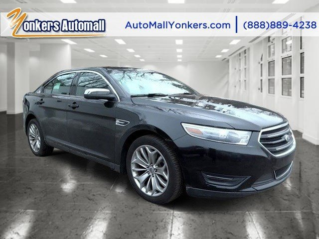 2014 Ford Taurus Limited Tuxedo Black MetallicCharcoal Black V6 35 L Automatic 33046 miles Yo