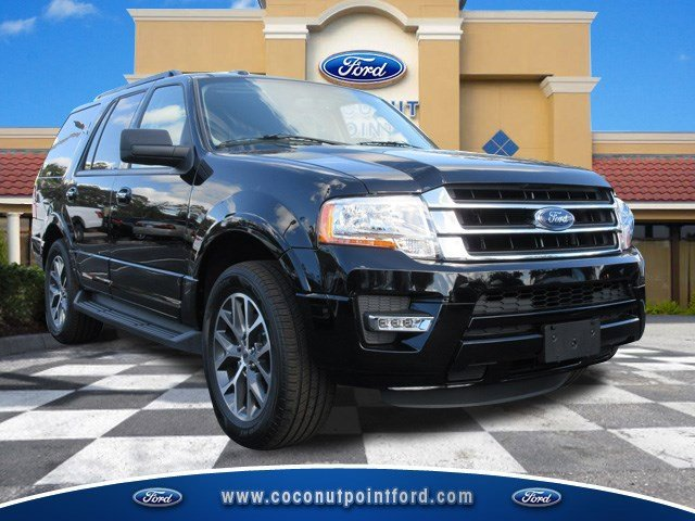 2017 Ford Expedition XLT MagneticDne Lth Trm 12 V6 35 L Automatic 6 miles Located in Estero