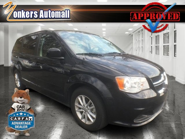 2016 Dodge Grand Caravan SXT Granite Crystal Metallic ClearcoatBlackLight Graystone V6 36 L Au
